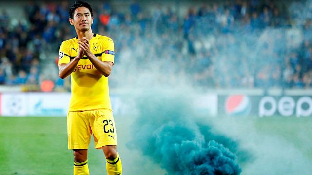 Japonların 10 numarası: Shinji Kagawa