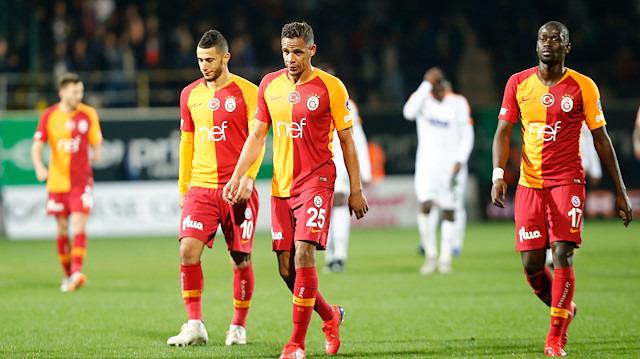 Galatasaray'a Alanya çelmesi