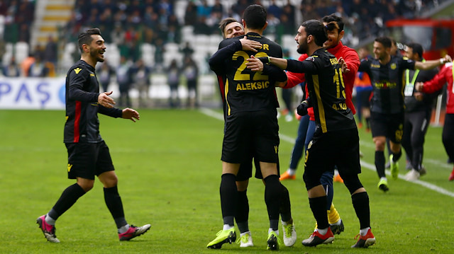 Performansıyla Süper Lig'i sallıyor