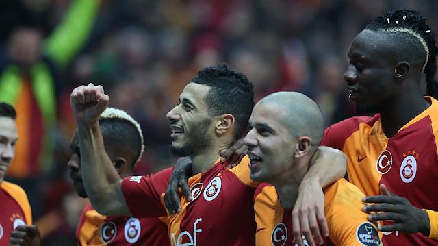 Galatasaray farkı eritiyor