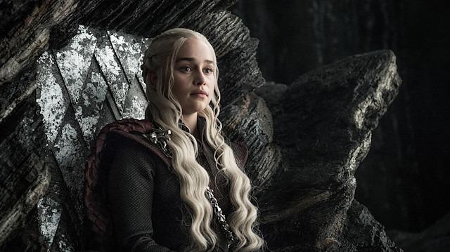 Geri dönüyor: 'Game of Thrones final sezonundan fotoğraf'