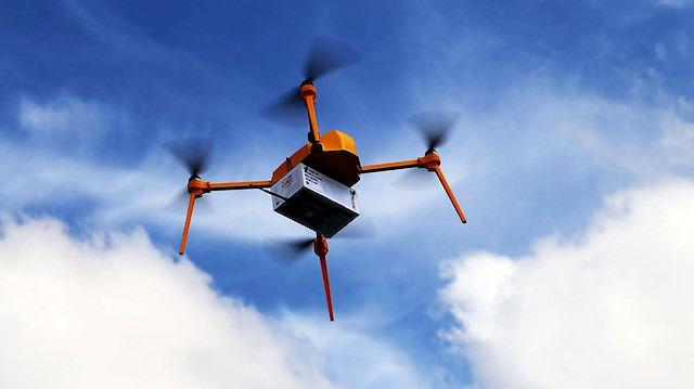 PTT'den teknolojik hamle: 'Drone ile kargo'