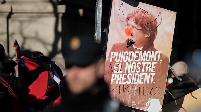 Ayrılıkçı Katalanların davasında son durum