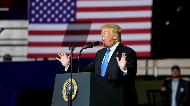 Trump etkisi: 'ABD'yi tehdit olarak' görenlerin oranı yükseldi
