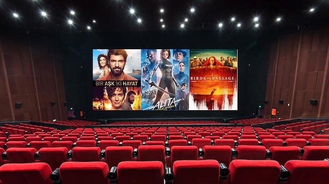 Biletlerinizi ayırtın; Bu hafta vizyona girecek filmler belli oldu