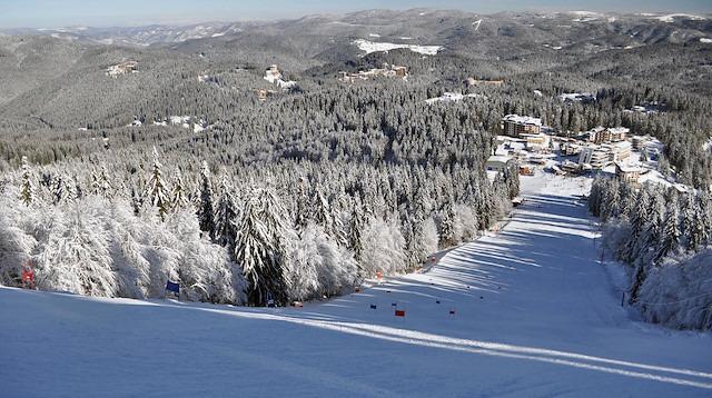 THY'den kampanya: Türk kayakseverler için seferler hazır