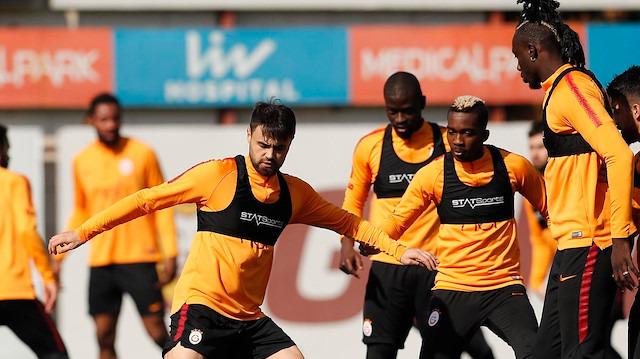 Galatasaray'ın, Benfica maçı kadrosu açıklandı