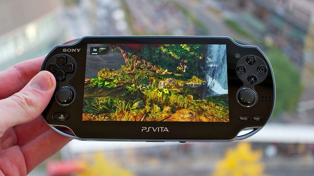 PS Vita'da son perde