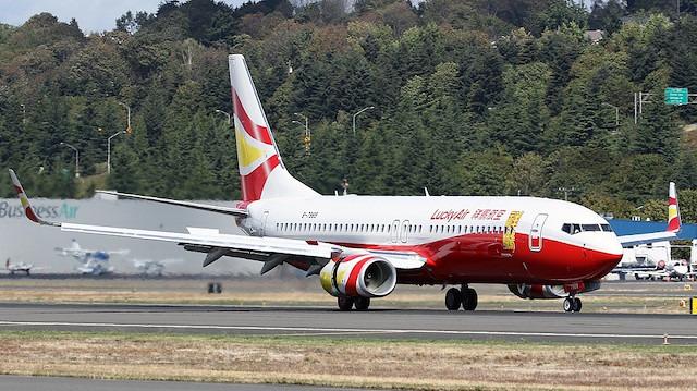 Havayolu şirketi uçağın motoruna bozuk para atan yolcuyu affetmedi