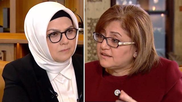 Türk Kahvesi'nin konuğu Fatma Şahin