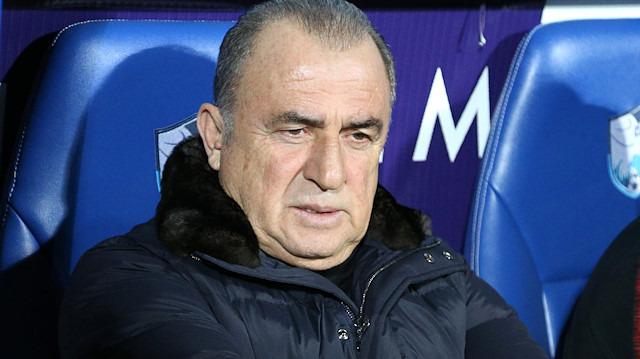 Fatih Terim'den oyuncularına eleştiri