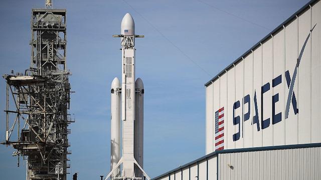 SpaceX'in personel taşıyıcı kapsülü Uluslararası Uzay İstasyonu'na ulaştı