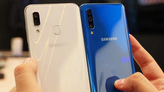 Samsung Galaxy A60'ın yeni detayları sızdı