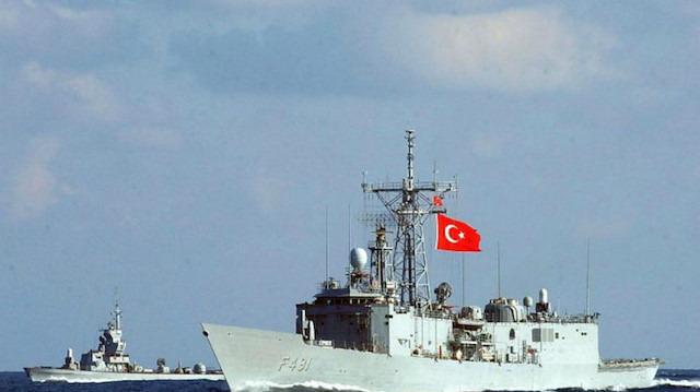 Karadeniz'de Türk-Rus ortak tatbikatı