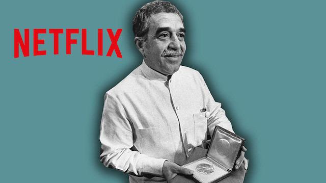 Netflix Gabriel Marquez'in vasiyetini hiçe saydı