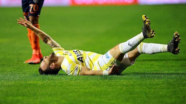 Fenerbahçe'de Valbuena şoku