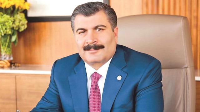 Sağlık Bakanı Fahrettin Koca İsmet Özel'in durumuyla ilgili açıklama yaptı