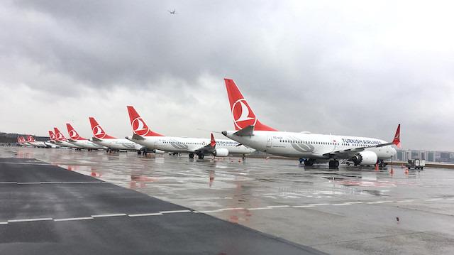 Türkiye'den ikinci Boeing hamlesi: Hava sahası da kapandı