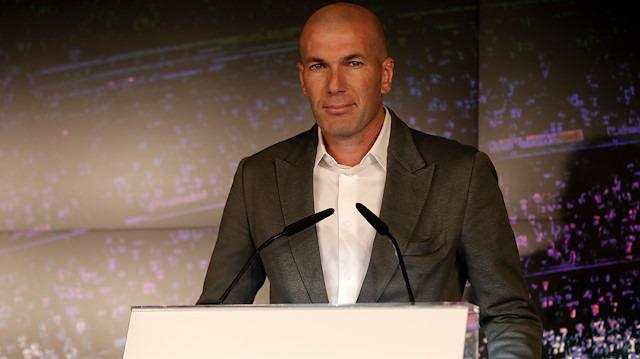 Zidane'ın maaşı dudak uçuklattı