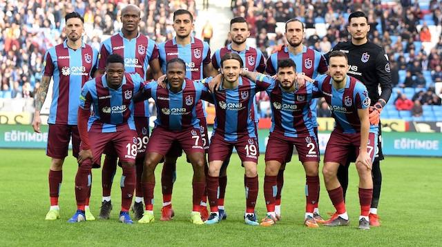 Süper Lig'in en centilmen takımı Trabzonspor