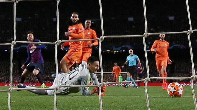 Barça ve Liverpool çeyrek finalde