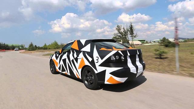 'Yerli otomobil 3. seviyeye hazır otonom araç olacak'