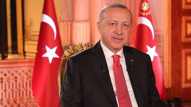 Cumhurbaşkanı Erdoğan: Orhan Gencebay milli bir eser ortaya çıkardı