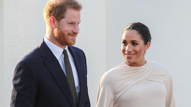 Prens Harry çocuğuna 'soyadını' veremeyecek