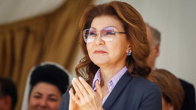 Nazarbayev'in kızı ülkenin iki numarası oldu