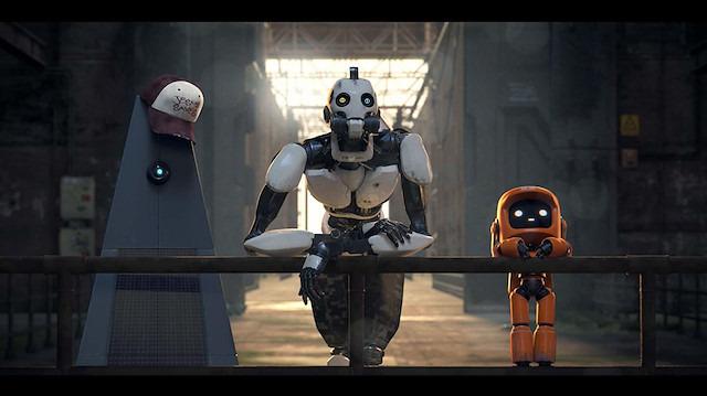 Netflix'in en uzun bölümü 17 dakika olan yeni serisi: Love, Death & Robots