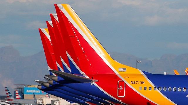 ABD'de Boeing 737 Max uçağı acil iniş yaptı