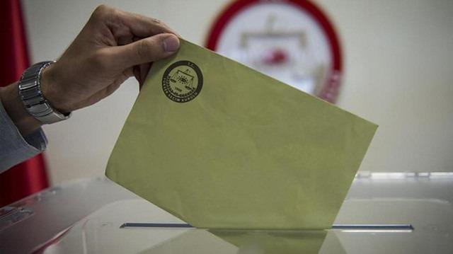Sadece karı kocanın yaşadığı köyde oy verme işlemleri sona erdi