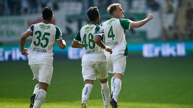 Süper Lig'in en genç ve yerlisi Bursaspor