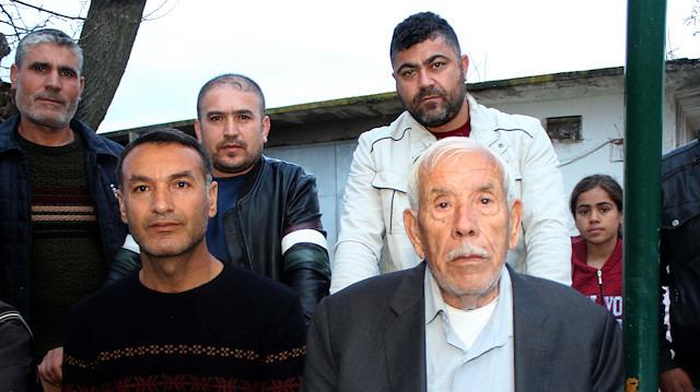 'Türkiye'nin en yaşlı muhtarı' yeniden seçildi