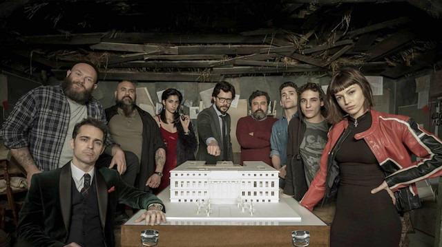 La Casa De Papel'in 3. sezon yayınlanma tarihi belli oldu