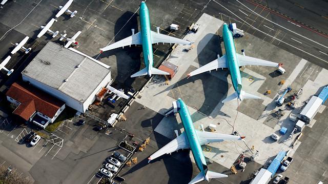 Boeing'den '737 MAX' itirafı: Kazalara MCAS isimli sistem neden oldu