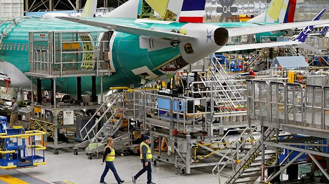 Boeing'den 737 MAX kararı: Üretimi azaltılıyor