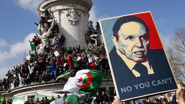 Cezayir'de Buteflika sonrası yeni dönem