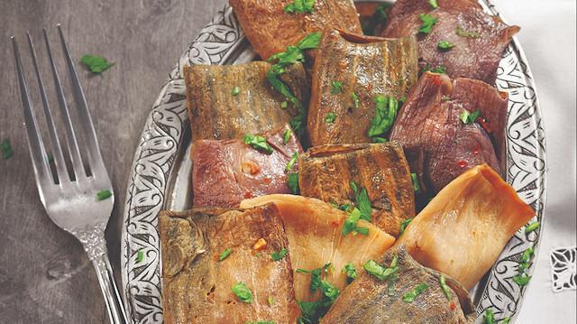 Günün tabağı: Dana soteli patlıcan türlüsü