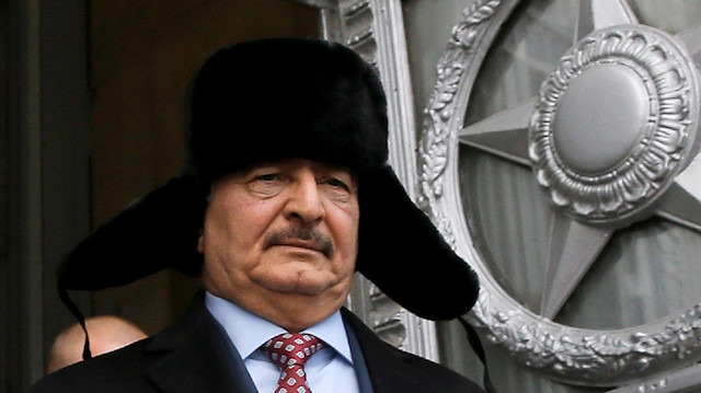 Hafter Libya'nın yeni Kaddafi'si mi?