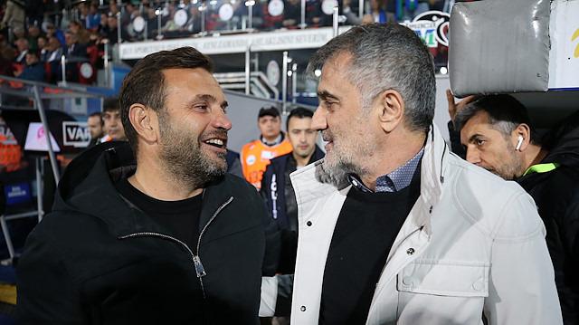 Okan Buruk'tan Beşiktaş cevabı