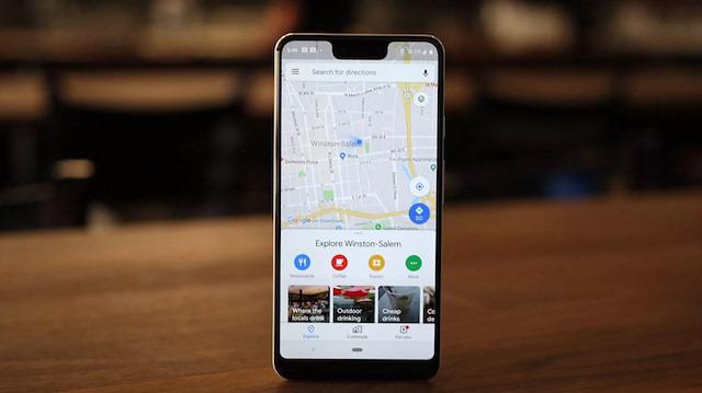 Google Haritalar yakında yeni reklamlarla güncellenebilir