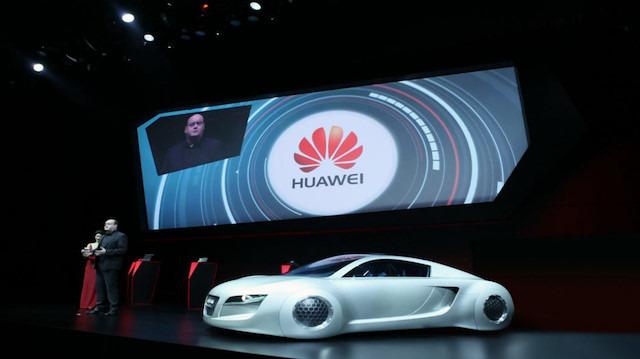 Huawei ilk otomobilini Shanghai Auto Show'da sergileyebilir