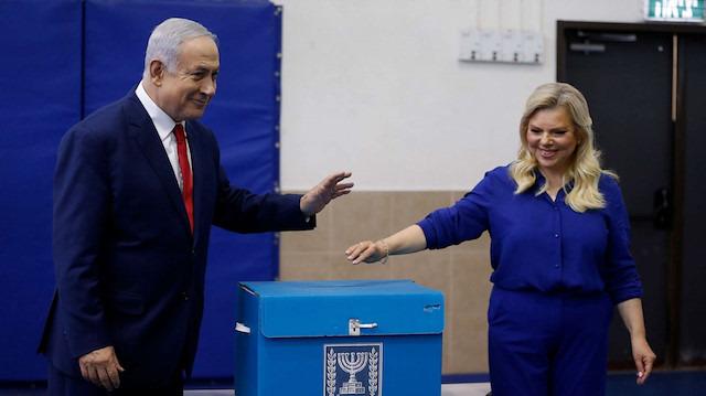 İsrail seçimlerinde sandıktan barış çıkmadı