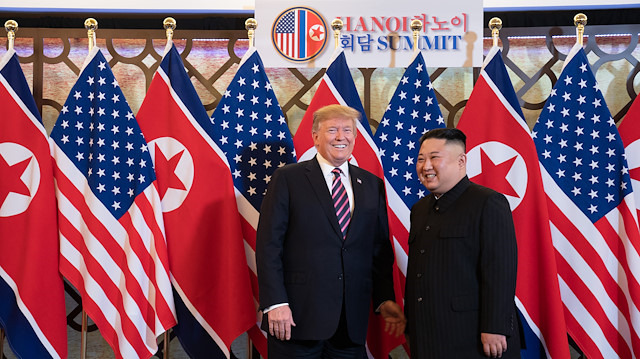 Trump ve Kim'in üçüncü görüşmesi için ilk 'yeşil ışık' yandı