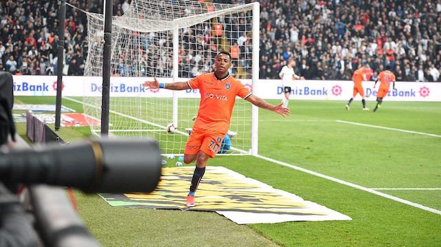 Başakşehir'den Manchester City golü