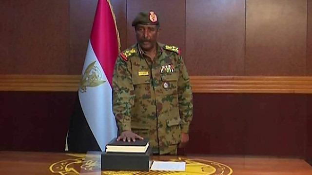 Sudan'da Abdulfettah Burhan dönemi