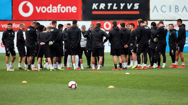 Beşiktaş'a kötü haber: Başakşehir maçında yok