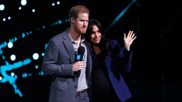 Prens Harry: Meghan ne derse o olur