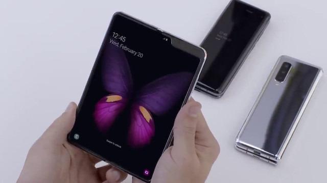 Samsung Galaxy Fold'un Türkiye satış tarihi belli oldu
